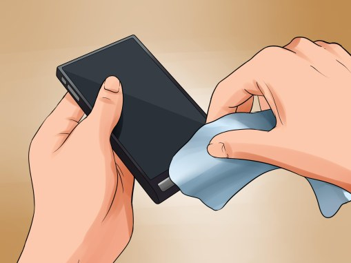 Clean-Your-Cell-Phone-Step-3
